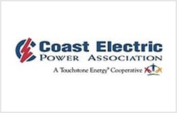 Coast Electric logo